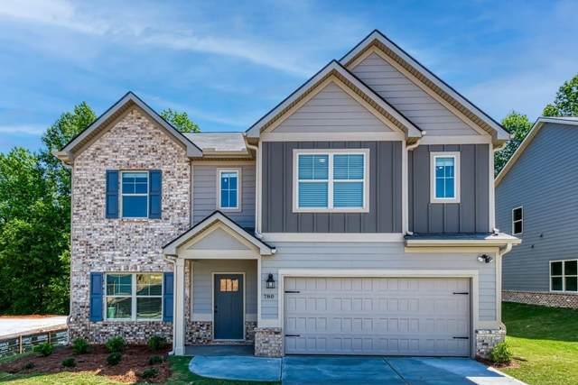 769 Emporia Loop #22, Mcdonough, GA 30253 (MLS #9071832) :: Virtual Properties Realty   The Tracy Prepetit Team