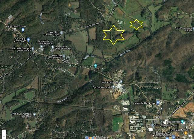 0000 Etowah River Road, Dawsonville, GA 30544 (MLS #9071833) :: Virtual Properties Realty | The Tracy Prepetit Team