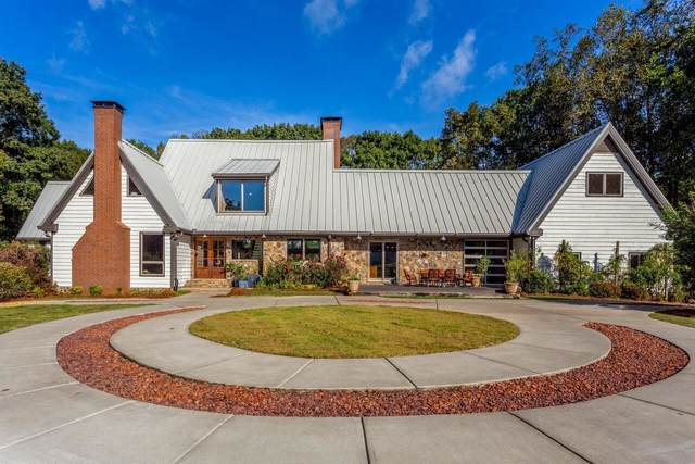 8625 E Cherokee Drive, Canton, GA 30115 (MLS #9071853) :: Virtual Properties Realty | The Tracy Prepetit Team