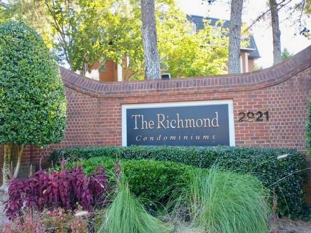 2921 Lenox Road NE #303, Atlanta, GA 30324 (MLS #9071875) :: EXIT Realty Lake Country