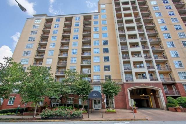 1101 Juniper Street NE #1521, Atlanta, GA 30309 (MLS #9072109) :: EXIT Realty Lake Country
