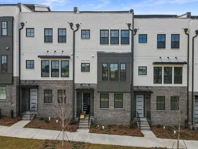 1337 Fairmont Avenue NW #22, Atlanta, GA 30318 (MLS #9072215) :: EXIT Realty Lake Country