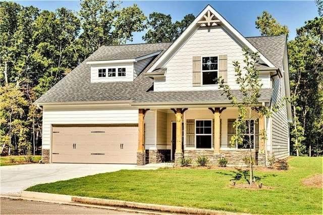 129 Delaney Pine Drive, Waleska, GA 30183 (MLS #9072262) :: Amy & Company   Southside Realtors