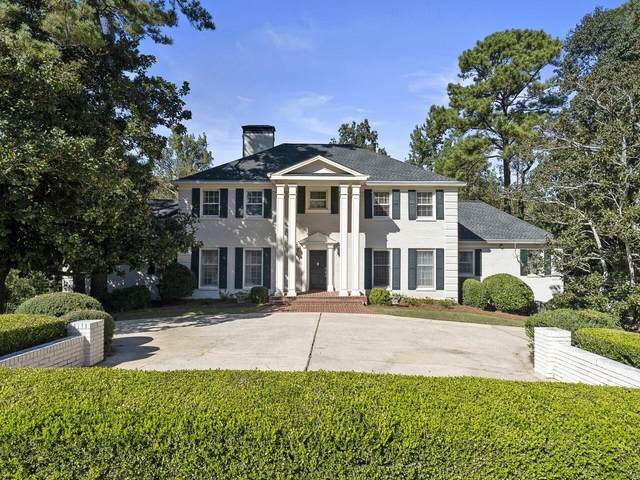1655 Musket Rdg NW, Atlanta, GA 30327 (MLS #9072294) :: EXIT Realty Lake Country