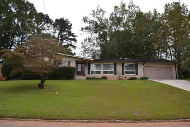 2345 Crestknoll Circle, Decatur, GA 30032 (MLS #9072383) :: Houska Realty Group