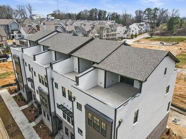 1327 Fairmont Avenue NW #27, Atlanta, GA 30318 (MLS #9072392) :: EXIT Realty Lake Country