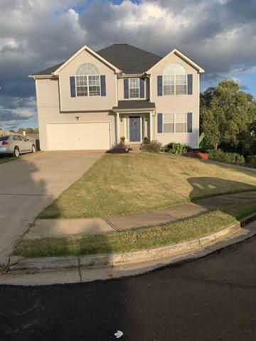 340 Hazelhurst, Covington, GA 30016 (MLS #9072493) :: Morgan Reed Realty