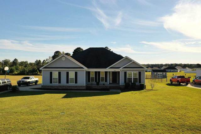 241 Stonebrook Way, Statesboro, GA 30458 (MLS #9072565) :: RE/MAX Eagle Creek Realty