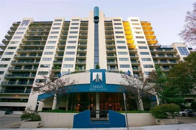 1130 Piedmont Avenue NE #1305, Atlanta, GA 30309 (MLS #9072758) :: RE/MAX Eagle Creek Realty