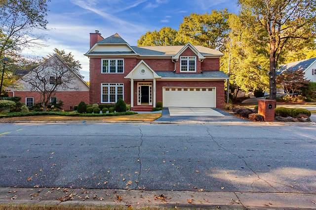 1062 Mill Creek Mnr, Brookhaven, GA 30319 (MLS #9072798) :: Crest Realty
