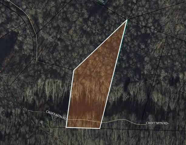 0 Croft Mountain Road, Blairsville, GA 30512 (MLS #9072806) :: Morgan Reed Realty