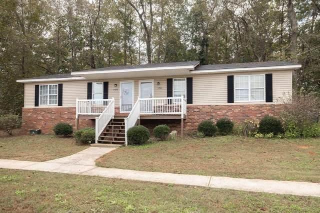 5450 Lexington Road, Winterville, GA 30683 (MLS #9072848) :: RE/MAX Eagle Creek Realty