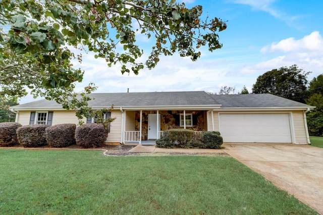 60 Springfield, Covington, GA 30016 (MLS #9072863) :: Morgan Reed Realty