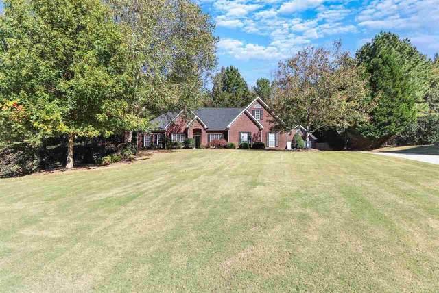 315 Surrey Park Drive, Fayetteville, GA 30215 (MLS #9072892) :: Statesboro Real Estate