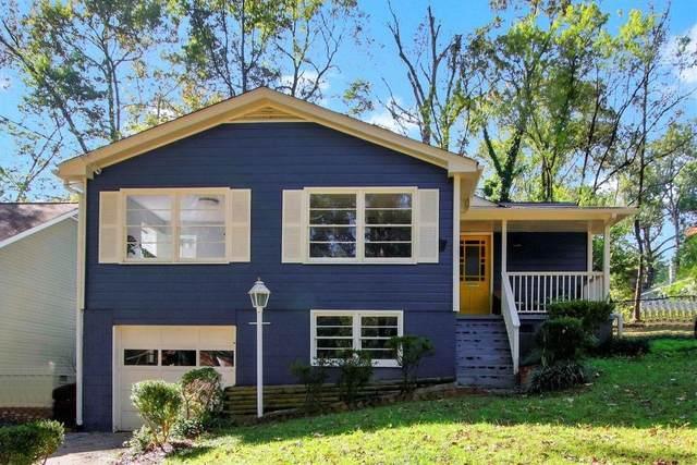 422 Dorsey Road, Atlanta, GA 30354 (MLS #9072989) :: Crest Realty