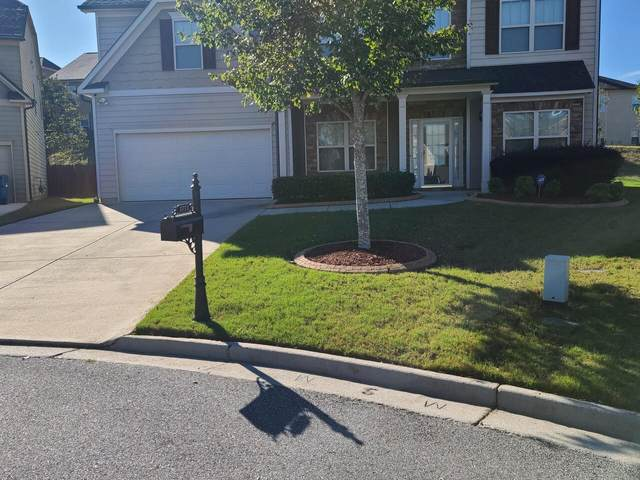 3773 Lake Haven Way, Atlanta, GA 30349 (MLS #9073015) :: Crest Realty