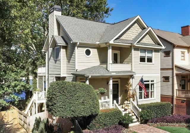 560 East Avenue NE, Atlanta, GA 30312 (MLS #9073265) :: RE/MAX Eagle Creek Realty