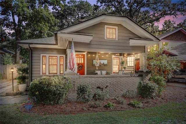 582 Gresham Avenue SE, Atlanta, GA 30316 (MLS #9073305) :: RE/MAX Eagle Creek Realty