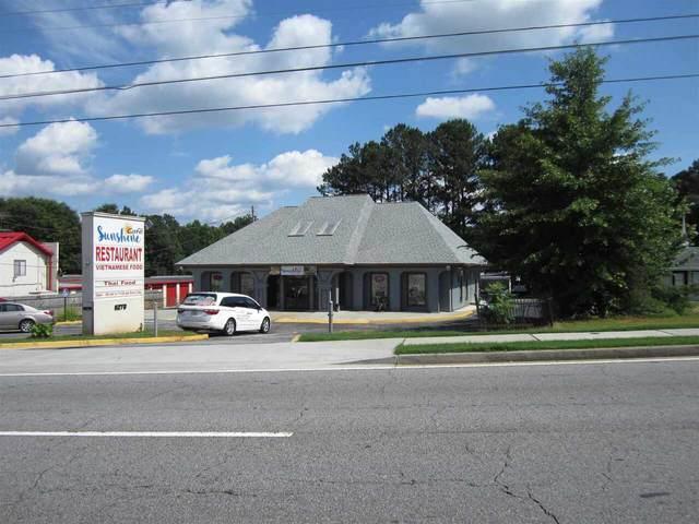 6278 Lawrenceville Highway, Tucker, GA 30084 (MLS #9073415) :: RE/MAX Eagle Creek Realty