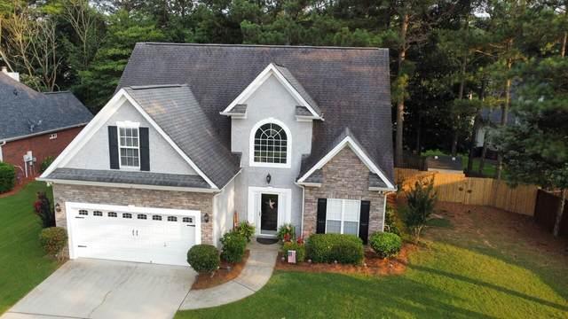 130 Laurel Springs Drive, Mcdonough, GA 30253 (MLS #9073418) :: Morgan Reed Realty