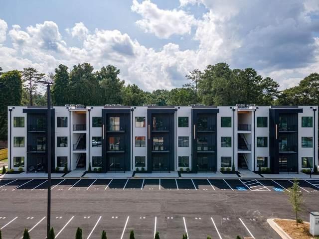1155 Custer Avenue SE #207, Atlanta, GA 30316 (MLS #9073428) :: RE/MAX Eagle Creek Realty