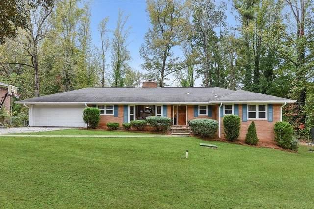2777 Hedgewood Drive NW, Atlanta, GA 30311 (MLS #9073453) :: Team Reign