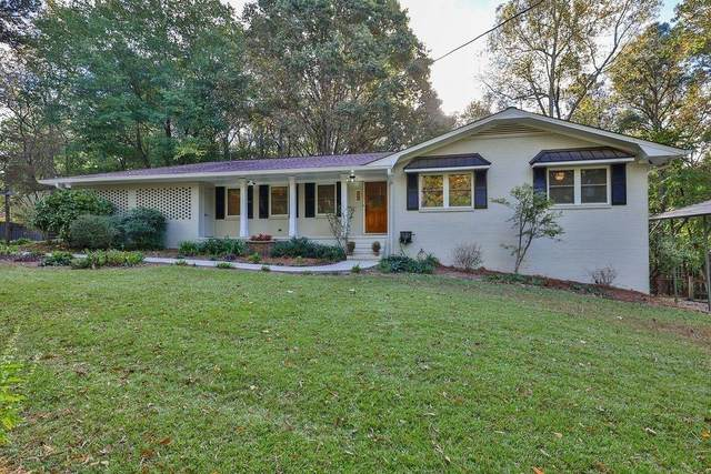 4840 Old Mountain Park Road NE, Roswell, GA 30075 (MLS #9073504) :: Morgan Reed Realty