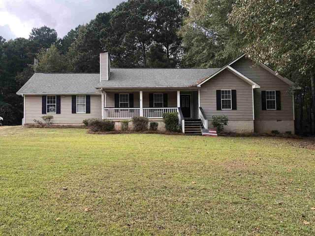 572 Lakeside Drive, Williamson, GA 30292 (MLS #9073559) :: RE/MAX Eagle Creek Realty