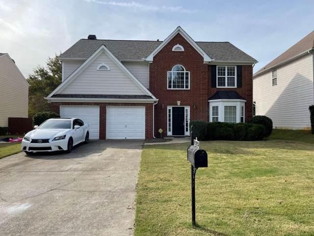 3741 Christine Street NW, Kennesaw, GA 30144 (MLS #9073579) :: Morgan Reed Realty
