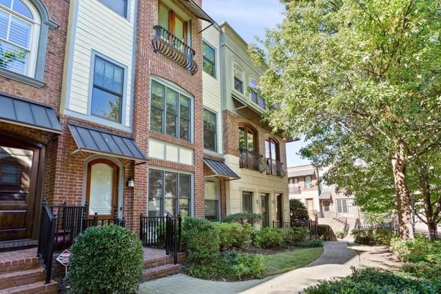 1229 Mecaslin Street NW #8, Atlanta, GA 30318 (MLS #9074073) :: Statesboro Real Estate