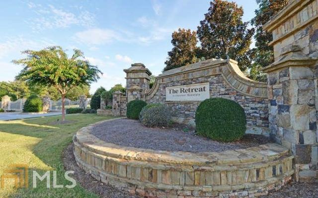 5336 Retreat Dr #21, Flowery Branch, GA 30542 (MLS #8021772) :: Buffington Real Estate Group