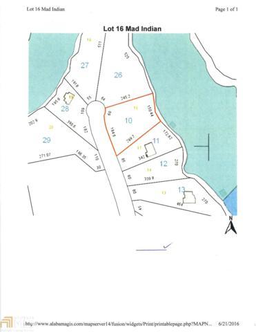 16 Indian Creek E, Wedowee, AL 36278 (MLS #8038554) :: Anderson & Associates