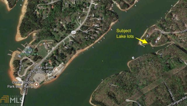 0 Lotheridge Rd Lot 1, Gainesville, GA 30501 (MLS #8189542) :: The Heyl Group at Keller Williams