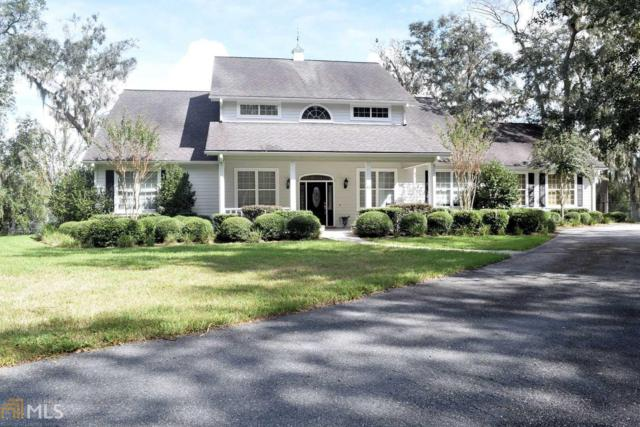 43 Seven Oaks Ln, Woodbine, GA 31569 (MLS #8195638) :: Royal T Realty, Inc.