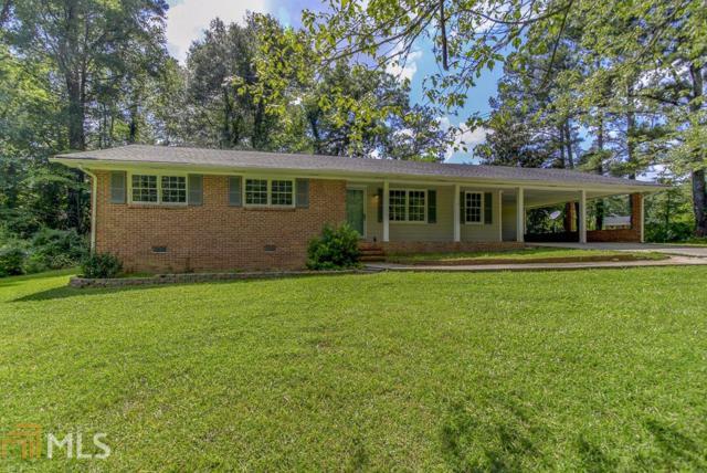 105 Pine St, Fayetteville, GA 30214 (MLS #8227269) :: Premier South Realty, LLC