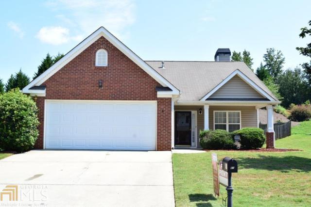 81 Paxton Pl, Newnan, GA 30263 (MLS #8240734) :: Keller Williams Realty Atlanta Partners
