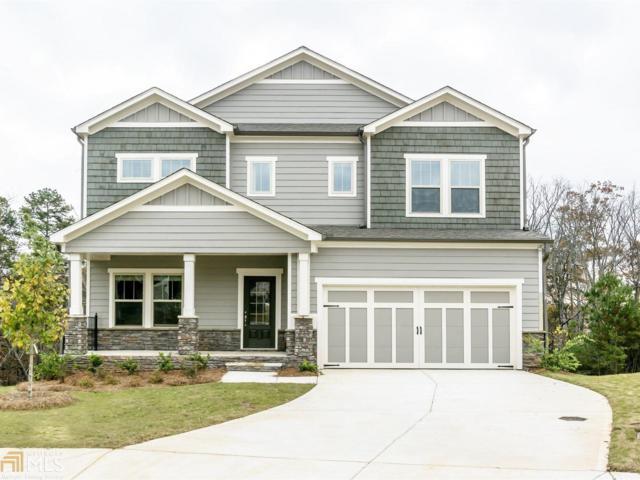 414 Ridgeway Ln #48, Canton, GA 30114 (MLS #8260306) :: Keller Williams Realty Atlanta Partners