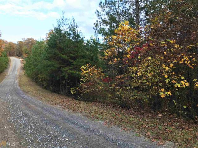 LT60 Big Timber Rd, Mineral Bluff, GA 30559 (MLS #8284331) :: Anderson & Associates