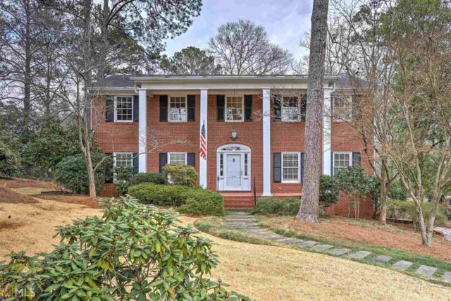 596 Fortson Rd, Athens, GA 30606 (MLS #8301578) :: Bonds Realty Group Keller Williams Realty - Atlanta Partners