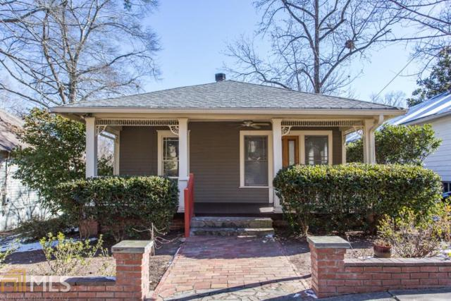 321 Drexel Ave, Decatur, GA 30030 (MLS #8313433) :: Anderson & Associates