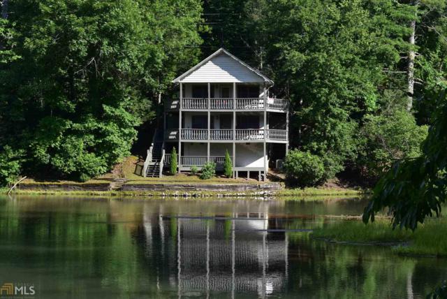 185 Sylvan Lake Falls #51, Rabun Gap, GA 30568 (MLS #8325669) :: Keller Williams Realty Atlanta Partners