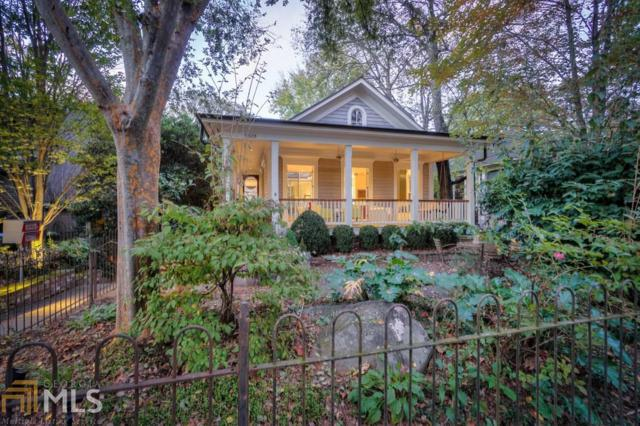 306 9th St, Atlanta, GA 30309 (MLS #8329435) :: Anderson & Associates
