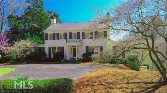 1130 Mt Paran Rd, Atlanta, GA 30327 (MLS #8336209) :: Bonds Realty Group Keller Williams Realty - Atlanta Partners