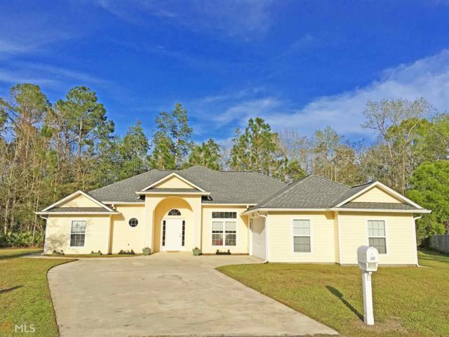207 Bluebird Ct, Kingsland, GA 31548 (MLS #8337366) :: Bonds Realty Group Keller Williams Realty - Atlanta Partners