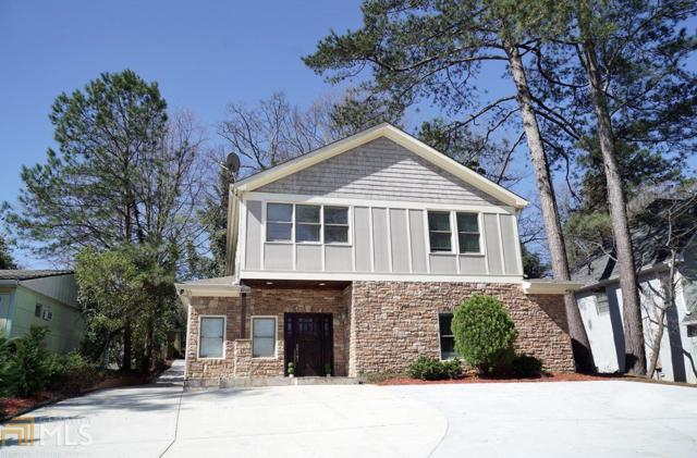 1998 NW Northside Dr #9, Atlanta, GA 30318 (MLS #8340054) :: Bonds Realty Group Keller Williams Realty - Atlanta Partners