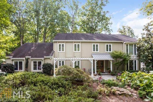 487 Cambridge Way, Sandy Springs, GA 30328 (MLS #8343289) :: Keller Williams Atlanta North