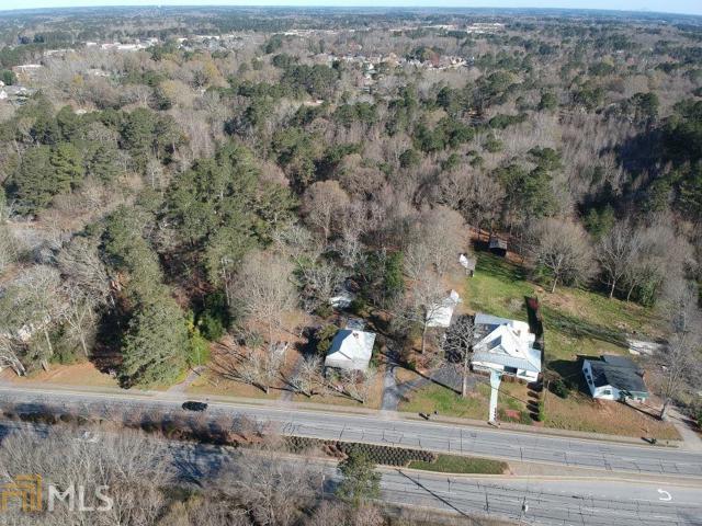 510 E Lanier 460&510, Fayetteville, GA 30214 (MLS #8345507) :: Keller Williams Realty Atlanta Partners