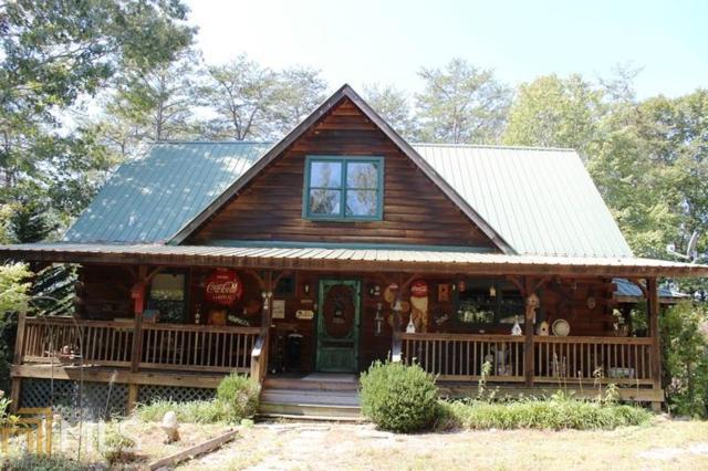 70 Jones Hollow Rd, Sautee Nacoochee, GA 30571 (MLS #8353550) :: Keller Williams Realty Atlanta Partners