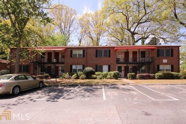 2411 Lawrenceville Hwy D7, Decatur, GA 30030 (MLS #8355556) :: Keller Williams Realty Atlanta Partners