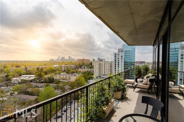 2233 Peachtree Rd #1105, Atlanta, GA 30309 (MLS #8357689) :: Keller Williams Realty Atlanta Partners